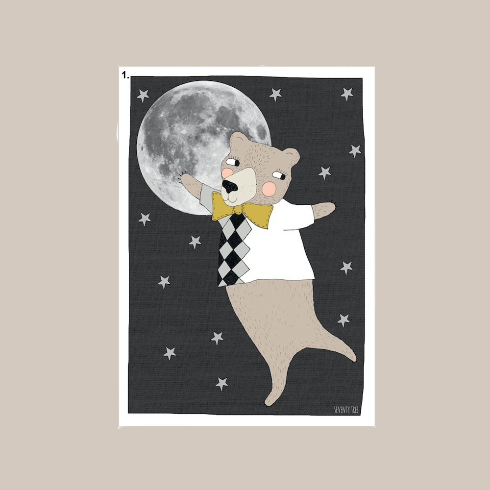 Image Result For Moon For Kids Room